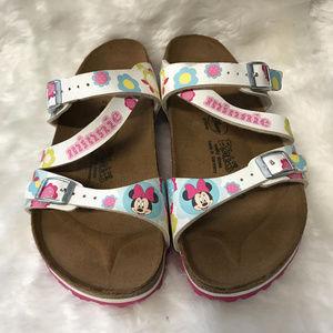 Birki's By Birkenstock DISNEY Sandals Minnie Mouse